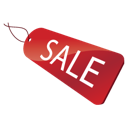 Sale, Table Icon