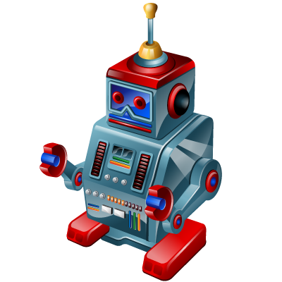 Automation, Robot Icon