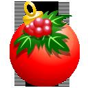Ball, Crhistmass Icon
