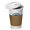 Coffee, Starbucks Icon