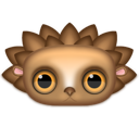 Animal, Hedgehog Icon