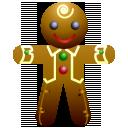 Ginger, Man Icon