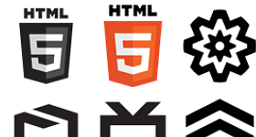 HTML 5 Icons