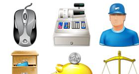 Seven Icons