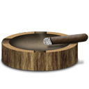 And, Ash, Habano, Tray Icon