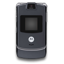 Black, Razr Icon