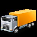 Truckyellow Icon