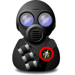 Gas, Soldier Icon