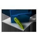 Edit, Empty, Folder Icon