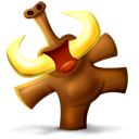 Happy, Mammoth Icon