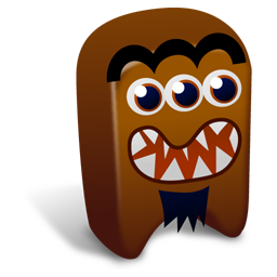Brown, Creature Icon