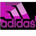 Adidas, Violet Icon