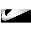 Nike, White Icon