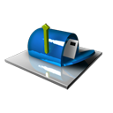Is, Mailbox Icon