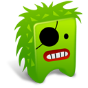 Creature, Green Icon