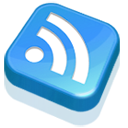 Blue, Feed, Icon Icon