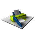 Edit, Printer Icon