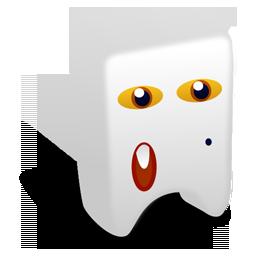 Creature, White Icon