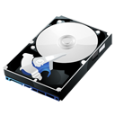 Dock, Hdd, Hp Icon