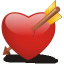 Bleeding, Heart Icon