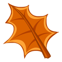 Drought, Leaf Icon