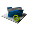 Cant, Folder, Full Icon