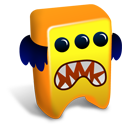 Creature, Orange Icon