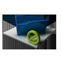 Cant, Empty, Folder Icon