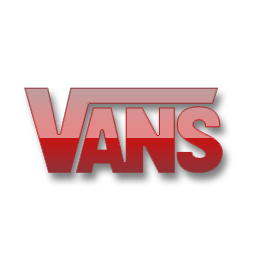 Red, Vans Icon