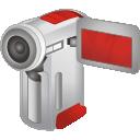 Camcorder, Digital Icon