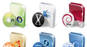 Vista Disc Icons