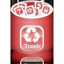 Redtrashfull Icon