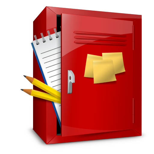 And, Locker, Notes, Such Icon