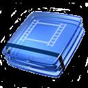 Glass, Video Icon