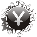 Currency, Sign, Yen Icon