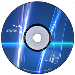 Disc, Longhorn Icon