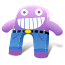 Grapepants Icon