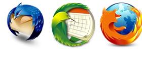 Mozilla Pack Icons