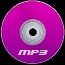 Mp, Purple Icon