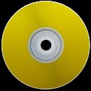 Blank, Yellow Icon