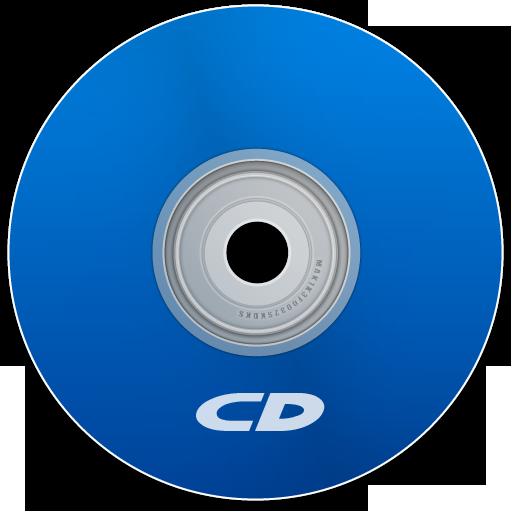 Blue, Cd Icon