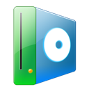 Cd, Hdd Icon