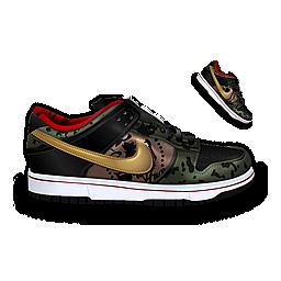 Army, Dunk, Nike Icon
