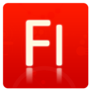 Adobe, Cs, Flash Icon