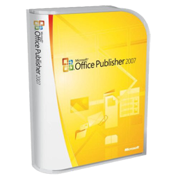 Office, Publisher Icon