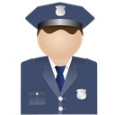 Policeman, Uniform Icon