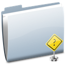 Folder, Question, Sign Icon