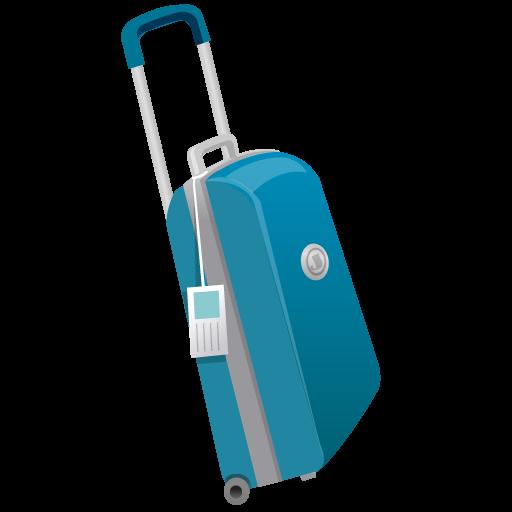 Suitcaseb Icon