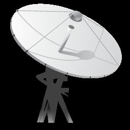 Satellite, Vista Icon