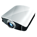 Hp, Projector Icon